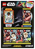 Top Media 180248 Lego Star Wars Sammelkarten, Multipack, Mehrfarbig