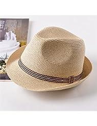 Mujer - Ocio coincide con el corto cónico soulful quitasol sombreros oficial de sun, beige