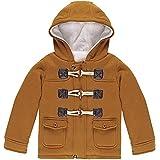 Hey~Yo - Abrigo de invierno con capucha para niños