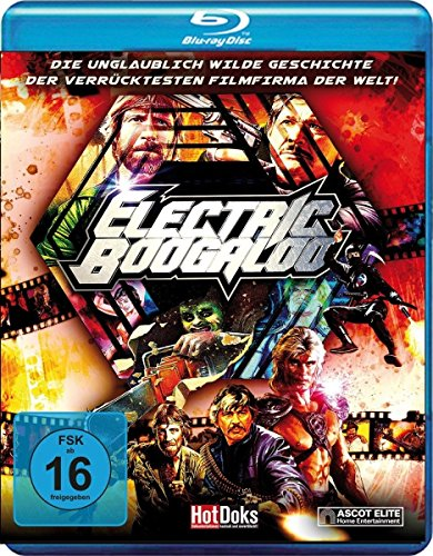 Bild von Electric Boogaloo [Blu-ray]