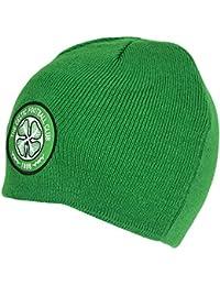 8cd61c8be1023 Celtic FC Official Football Crest Basic Winter Beanie Hat