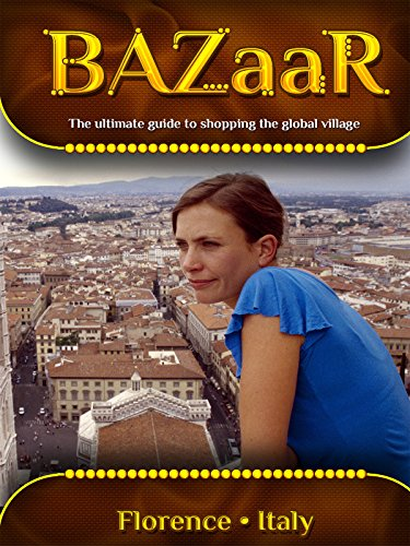 BAZaar - Florence, Italy Cover