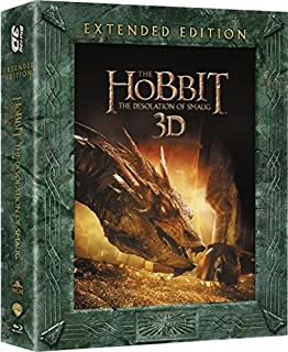 The Hobbit: The Desolation Of Smaug - Extended Edition [Blu-ray 3D + Blu-ray] [2014] [Region Free] (B00LTQPA40) | Amazon Products