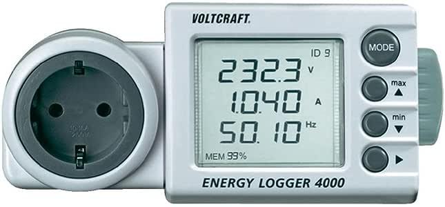 VOLTCRAFT ENERGY-LOGGER 4000 EKM: Amazon.de: Elektronik
