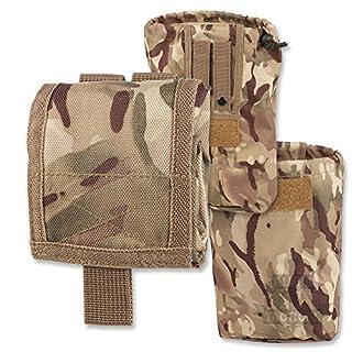 Alpha Tactical Multicam/mtp Folding Dump Pouch