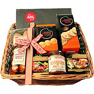 Blueberry Just Add Cheese Hamper
