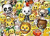 Ravensburger Italy 06967–Emoji Puzzle 4x 100Stück Vergleich