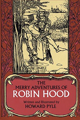 The Merry Adventures of Robin Hood (Dover Children's Classics) Pyle 7