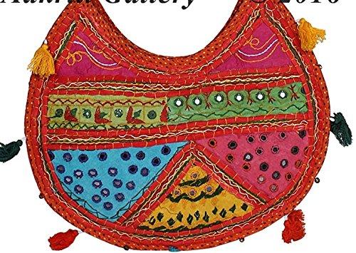 Aakriti Gallery - Borse a spalla donna Orange