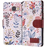 ECENCE SAMSUNG GALAXY A3 (2016) HOUSSE WALLET PORTEFEUILLE CASE COVER POCHETTE ETUI 44010302