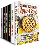 Slow Cooker Desserts Box Set (6 in 1) : Over 190 Cakes, Breads, Pies and Other Slow Cooker Sweets plus Savory Recipes for You and Your Loved Ones (Crockpot Recipes)