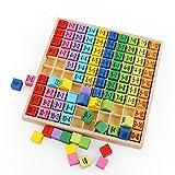 Educational Holz Spielzeug für Kinder Baby Toys 99Einmaleins Mathematik Arithmetik Teaching Aids für Kinder
