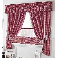 Tende Per Cucina - Mantovane / Decorazioni per finestre: Casa e cucina