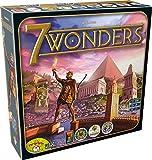 Asmodée - SEVFR01 - Jeu de Stratégie - 7 Wonders