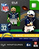 OYO Football NFL Building Brick Minifigu...
