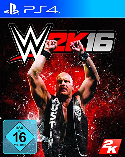 WWE 2K16 - [PlayStation 4] (Wrestling Video-spiele)