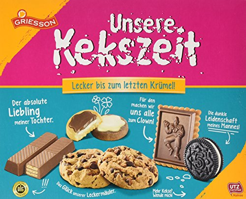 Griesson Unsere Kekszeit, 415 g