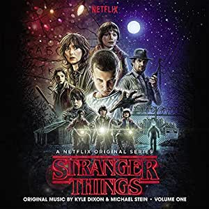 Stranger Things: A Netflix Original Series Vol.1 (Coloured Vinyl)