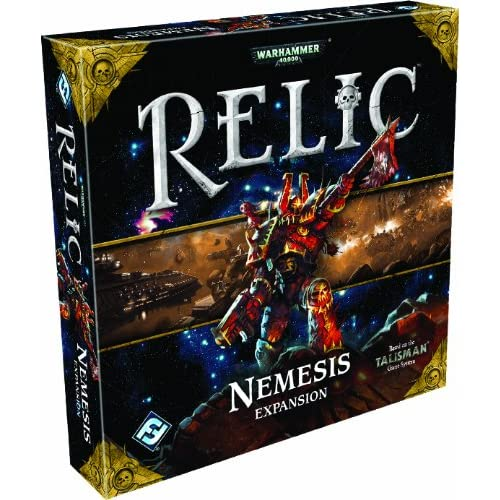 Warhammer Relic: Nemesis Board Game Expansion