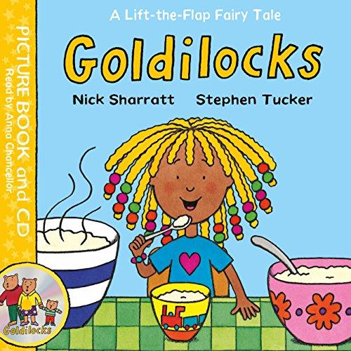 Goldilocks: Book and CD Pack (Lift-the-Flap Fairy Tales) thumbnail