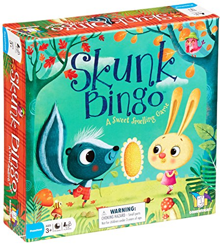 gamewright Skunk Bingo Spiel