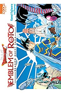 Dragon Quest - Emblem of Roto Edition simple Tome 21