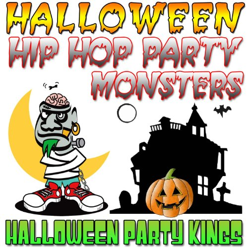 Halloween Hip Hop Party Monsters