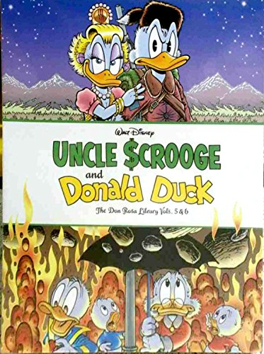 Walt Disney Uncle Scrooge and Donald Duck: The Don Rosa Library, Vols. 5 & 6