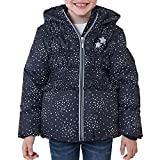 TOM TAILOR Kids Mädchen Jacke Cute Puffer Jacket with Print, Blau (Tender Blue 6456), 110