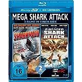 Mega Shark Attack - Sharknado/2-Headed Shark Attack