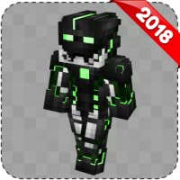 Robot Skins for Minecraft PE