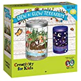 Creativity For Kids Grow 'N Glow Terrarium by Creativity for Kids