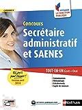 Concours Secrétaire administratif et SAENES - 100 jours pour réussir - catégorie B - Intégrer la fonction publique - 2018