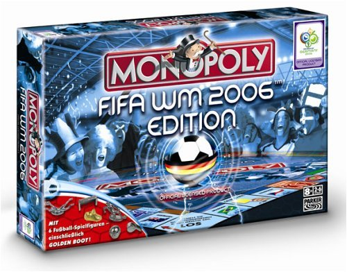 Hasbro - Monopoly FIFA WM 2006
