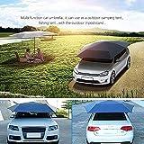 Auto Tent Ombrello, Auto Anti-UV Tenda Da Auto Mobile Carport Piegato Portatile Automobile Protezione Ombrello Da Auto Sunproof