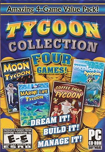 Explorer Marine (Tycoon Collection (Inklusive: Moon Tycoon, Marine Life, Coffee Shop und Ocean Explorer Tycoon))