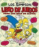 Libro de juegos para los días de lluvia (Los Simpson. Actividades) (Bruguera Contemporánea)