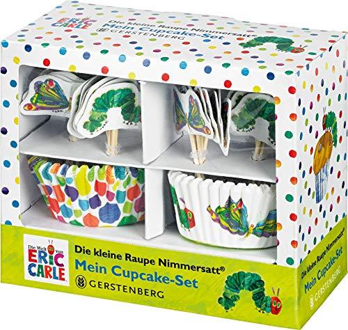 Die kleine Raupe Nimmersatt - Mein Cupcake-Set (Nimmersatt Raupe Geburtstag)