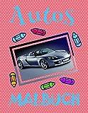 ✎ Autos Malbuch ✌: Das beste Malbuch für Kindergarten von 4 bis 10 Jahren! ✌ (Malbuch Autos - A SERIES OF COLORING BOOKS, Band 2)