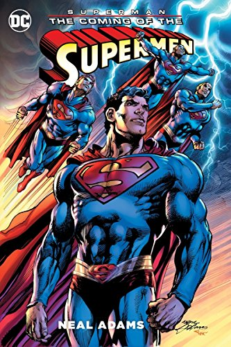 Superman The Coming of the Supermen HC Cover Image