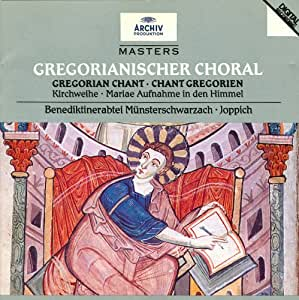 Chant Gregorien-Beneditkinerabtel Munsterschwarzach-Joppich