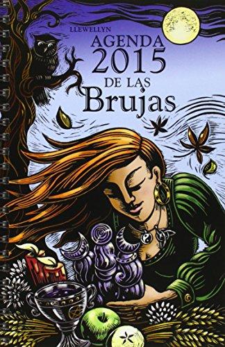 Agenda 2015 de las brujas / Witches Datebook 2015