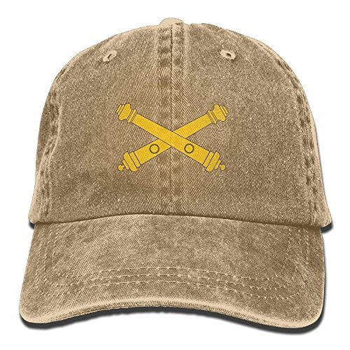 US Army Field Artillery Vintage Adjustable Cowboy Hat Gym Caps for Adult fitted caps - Ringe Herren Alle Cz