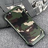 Tough Military Army Cover for Vivo V5 Plus (Green)