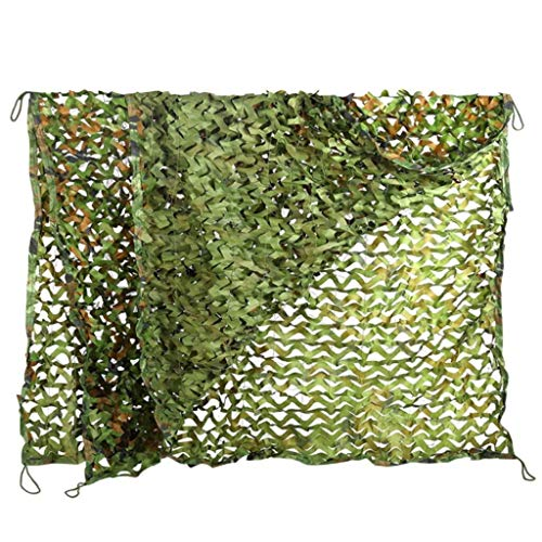 Camo Netting Sunblock Sonnenschutznetze for Autoabdeckung Angeln Dach Markisen Exquisite Roll Camouflage Netting for Kinder Den Military Thema Dekorative Armee Camo Net for Campinghäute Jagd ZHAOFENGM
