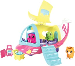 Squinkies Season 1 Squinkieville Airplane Vehicle Set