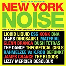 New York Noise-Dance Music from the Ny Underground [Vinyl LP]