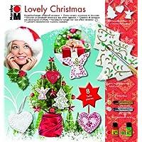 Marabu 140100089 - Decormatt Acryl Set Lovely Christmas