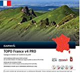 Garmin - Carte TOPO France V4 Pro - France entière...