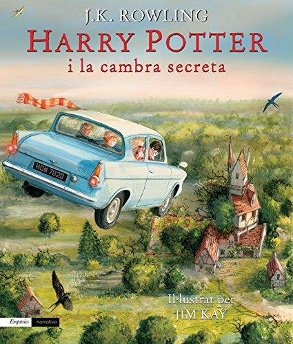 Harry Potter i cambra secreta edició il·lustrada: